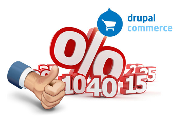 Drupal discount on product types