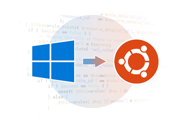 From Windows to Ubuntu